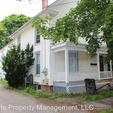 Rental info for 59 Elm St. in the Bangor area