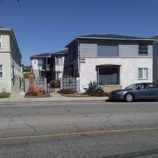 Rental info for 4437 E. 4TH STREET - B in the Long Beach area
