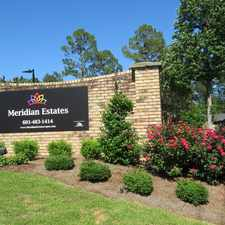 Rental info for Meridian Estates