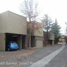 Rental info for 1170 South Rock Blvd.,