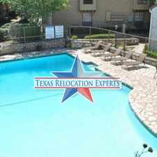 Rental info for Babcock Rd in the San Antonio area