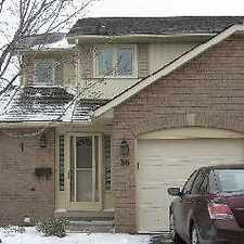 Rental info for Spacious - three bedroom/2.5 bath townhome in Headon Forest