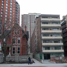 Rental info for 437 Jarvis Street in the Cabbagetown-South St.James Town area