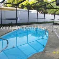 Rental info for 13376 88th Place