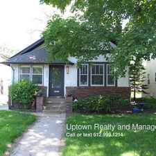 Rental info for 3537 Girard Avenue South in the CARAG area