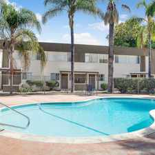 Rental info for Agave Ridge Townhomes in the Serra Mesa area