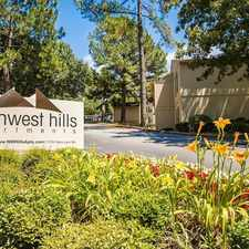 Rental info for Northwest Hills