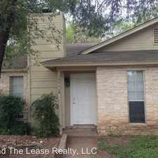 Rental info for 10440 Doc Holliday B in the North Lamar area