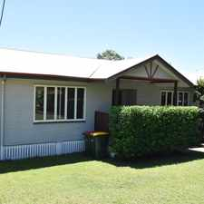 Rental info for :: FABULOUS THREE BEDROOM HOME (& SHED) CLOSE TO THE CBD (14 IMAGES) in the Gladstone area