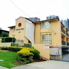 Rental info for Centrally located in the Heart of Southport ! in the Gold Coast area