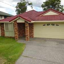 Rental info for APPLICATION RECEIVED in the Brisbane area