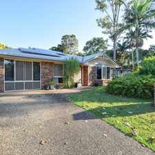 Rental info for *UNDER APPLICATION* - CULDESAC - BEAUTIFUL 4 BED HOME, WITH ENSUITE AND ENTERTAINING AREA in the Sunshine Coast area