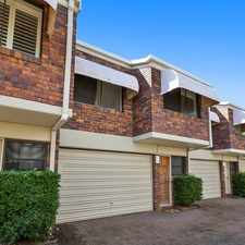 Rental info for 3 Bedroom Townhouse - Dont miss out!