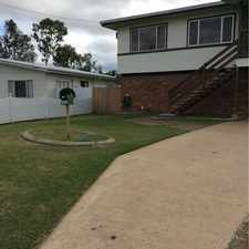 Rental info for Quiet Cul-de-sac In Frenchville in the Rockhampton area