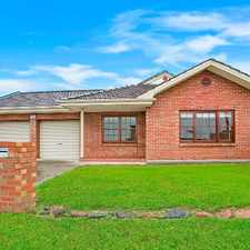Rental info for Solid Brick - 3 bedrooms - 2 Bathrooms - Double Garage - 2 Living area in the Paradise area