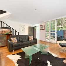 Rental info for STYLISH SPLIT LEVEL TOWNHOUSE [DEPOSIT TAKEN] in the Artarmon area