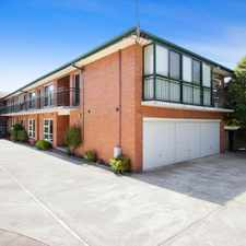 Rental info for The Ideal Modern Ground Floor Pad in the Melbourne area