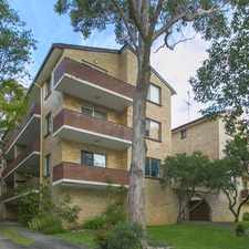 Rental info for Renovated and Spacious in the Mortdale area