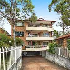 Rental info for GROUND FLOOR IN PARRAMATTA in the Sydney area