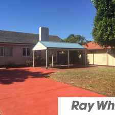 Rental info for CHARACTER HOME CLOSE TO ALL AMENITIES! LAWN MOWING INCLUDED! AIR CONDITIONING! PETS CONSIDERED! in the Withers area