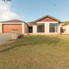 Rental info for 5 x 2 LARGE FAMILY HOME in the Wannanup area