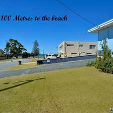 Rental info for Beach-side Living ! The smell of the coffee and ocean awaits in the Perth area