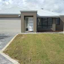 Rental info for NEW HOME IN BALGA