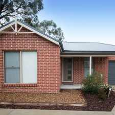 Rental info for Near New Townhouse close to CBD in the Ballarat area