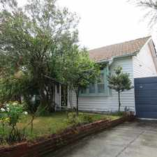 Rental info for NEAT AND TIDY HOME IN CENTRAL OAKLEIGH!! in the Melbourne area