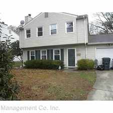 Rental info for 25 Chowan Place in the Newport News area