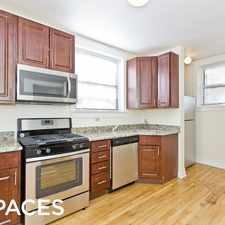 Rental info for W Addison St & N Oakley Ave in the Avondale area