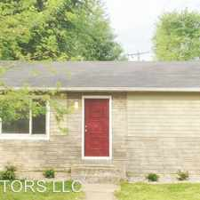 Rental info for 1604 Sycamore in the Granite City area