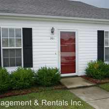 Rental info for 201 John Court