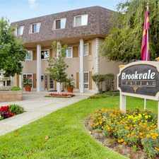 Rental info for Brookvale Chateau Apartments in the Fremont area
