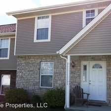 Rental info for 2412 South Woolery Mill Drive in the Bloomington area