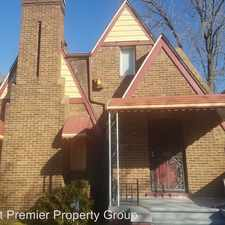 Rental info for 17194 Ohio in the Bagley area