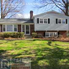 Rental info for 1008 Surry Drive* in the Green Valley area
