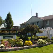 Rental info for Sussex West