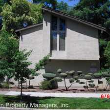 Rental info for 2421 E Street - 08 in the East Sacramento area