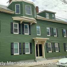 Rental info for 140 Courtland Street in the Federal Hill area