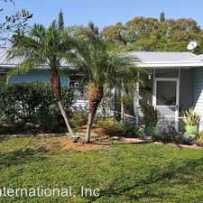 Rental info for 2551 ARLINGTON ST in the Sarasota area