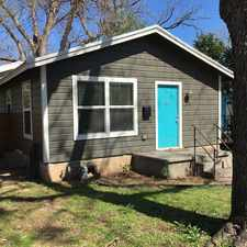 Rental info for 2516 E 3rd St in the Govalle area