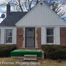 Rental info for 19345 Plainview in the Detroit area