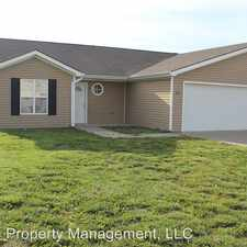 Rental info for 505 Stonedale
