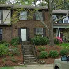 Rental info for 3887 Overton Manor Trail