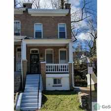 Rental info for Beautiful End unit (3bd / 2Ba / Central Air/Washer & Dryer) NEAR BWAL-TV in the Park Circle area