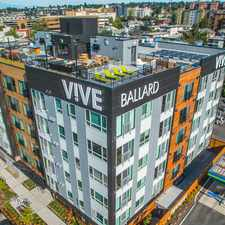 Rental info for V!VE in the Seattle area