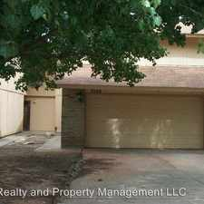 Rental info for Rock Knoll Duplex Addition in the Oklahoma City area