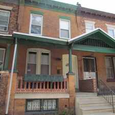 Rental info for 1244 S. Markoe Street in the Kingsessing area