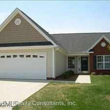 Rental info for 3950 PARKVIEW CT